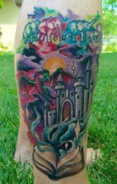 Patty's tattoo