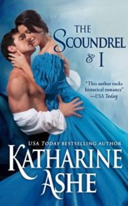 cover - Ashe, THE SCOUNDREL & I