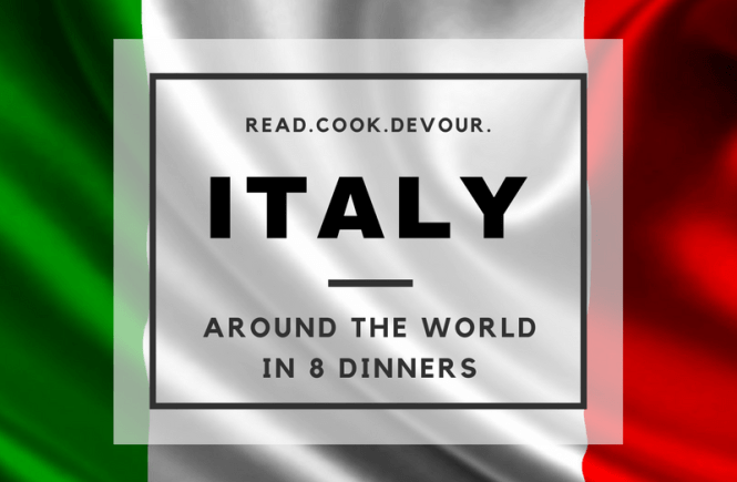 Around the World in 8 Dinners: Italy