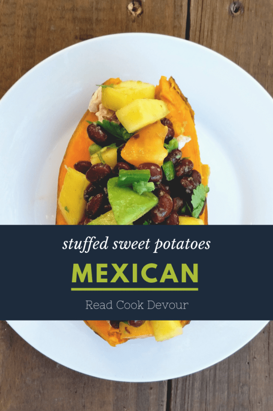 Mexican Stuffed Sweet Potatoes | Budget Meal | Easy Dinner