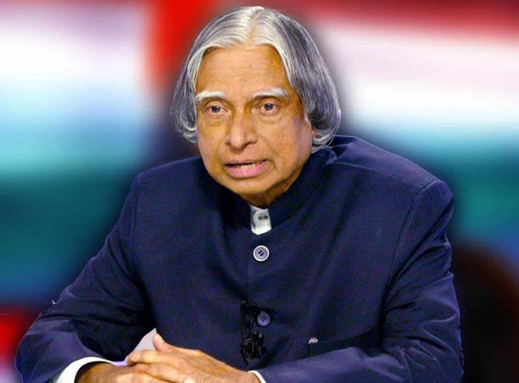 Dr. A.P.J Abdul Kalam