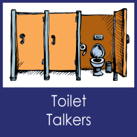 Toilet Talkers--Decor