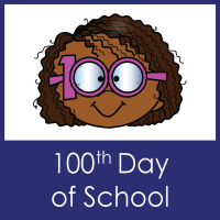 100th Day of School--Grade 3-6 Librarians