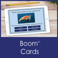 Boom Cards--MS Librarians