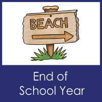End of School Year--K-2
