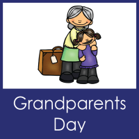 Grandparents Day -- Grades K-2