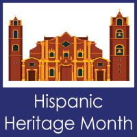 Hispanic Heritage Month -- MS Library