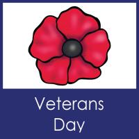 Veterans Day--K-2
