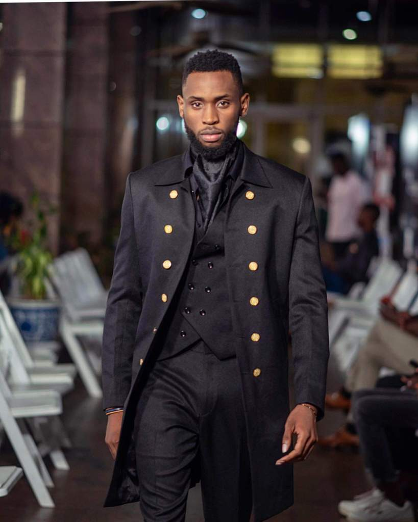Emmanuel Umoh, Akwa Ibom International Fashion RunWay King