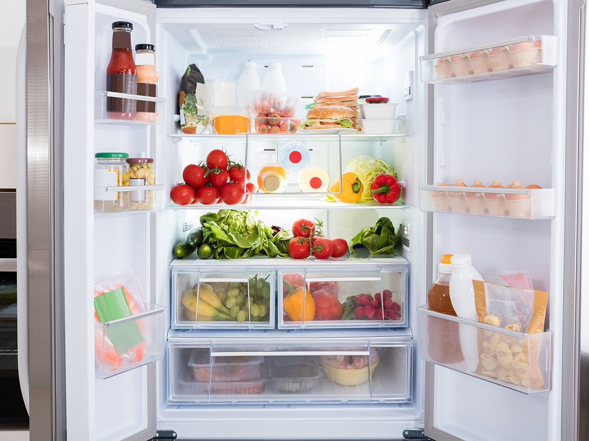 How to Organize Your Fridge   Reader's Digest Canada