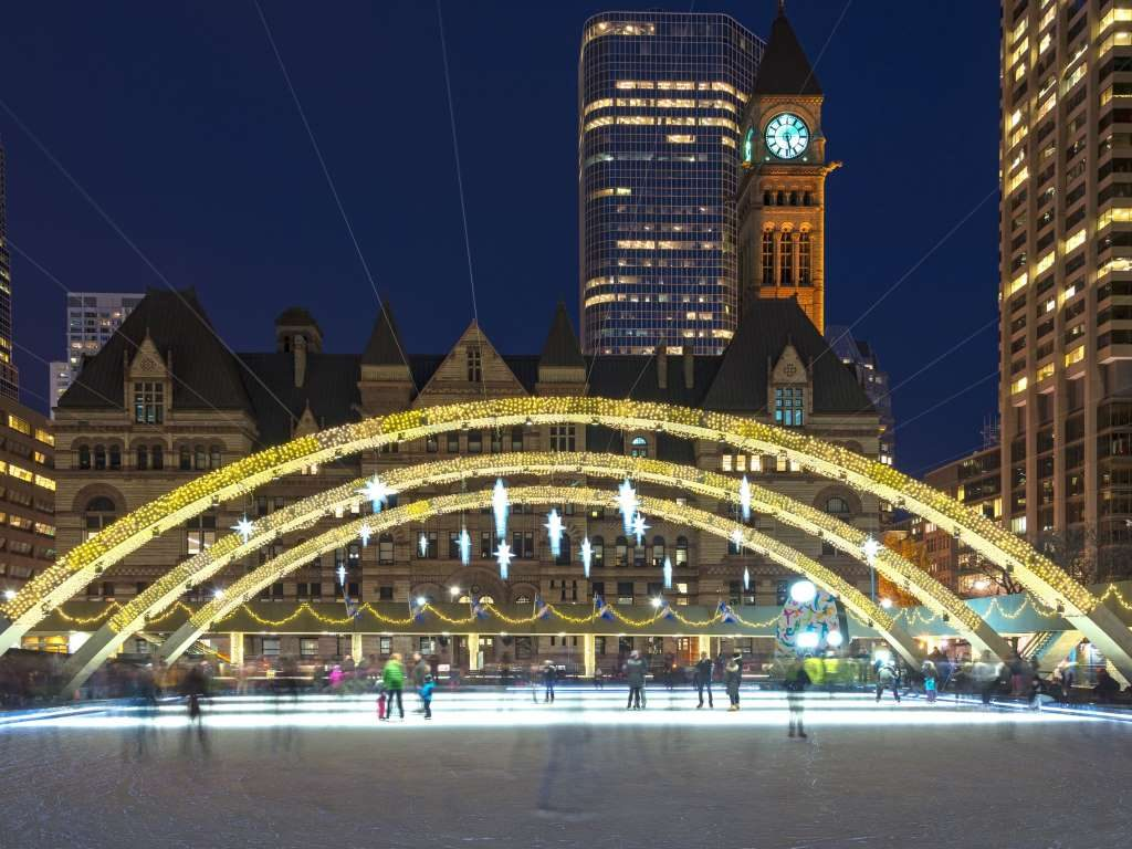 The 20 Best Places To Spend Christmas In Canada