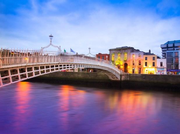 7. Visit Dublin