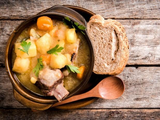 10. Dine on Irish Cuisine