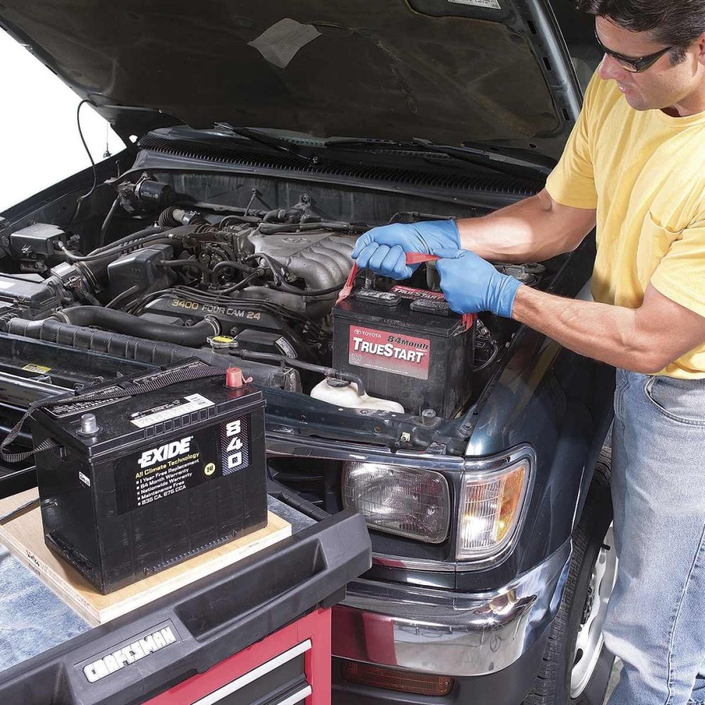 medium resolution of how to replace a car battery
