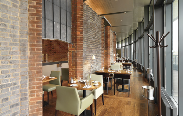 Rooftop Restaurant And Bar Royal Shakespeare Company Stratford Upon Avon