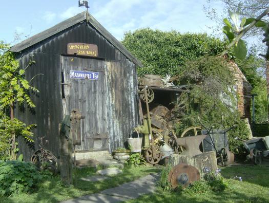 Thurgarton Iron Works - Richard king