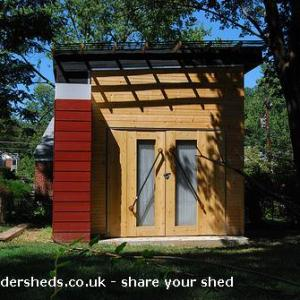 The SHED - Chuck Witmer