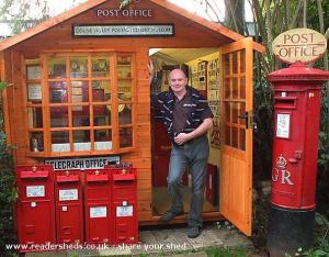 Colne Valley Postal History Museum - Steve Knight