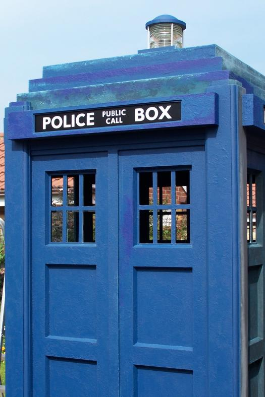 Tardis Unique From East Yorkshire Owned By