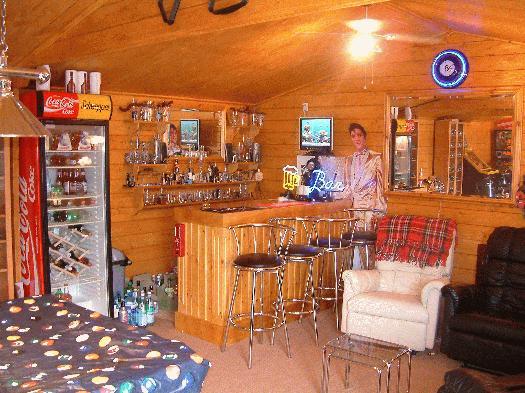 Steves Games Room CabinSummerhouse from Lessingham