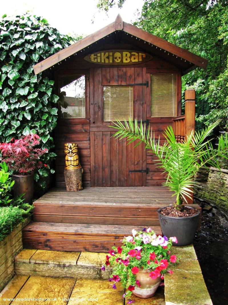 Summer Is Over Think About A Cold Drink In A Faraway Shed