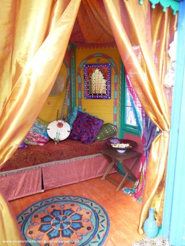 Moroccan Riad - Shirley Griffiths