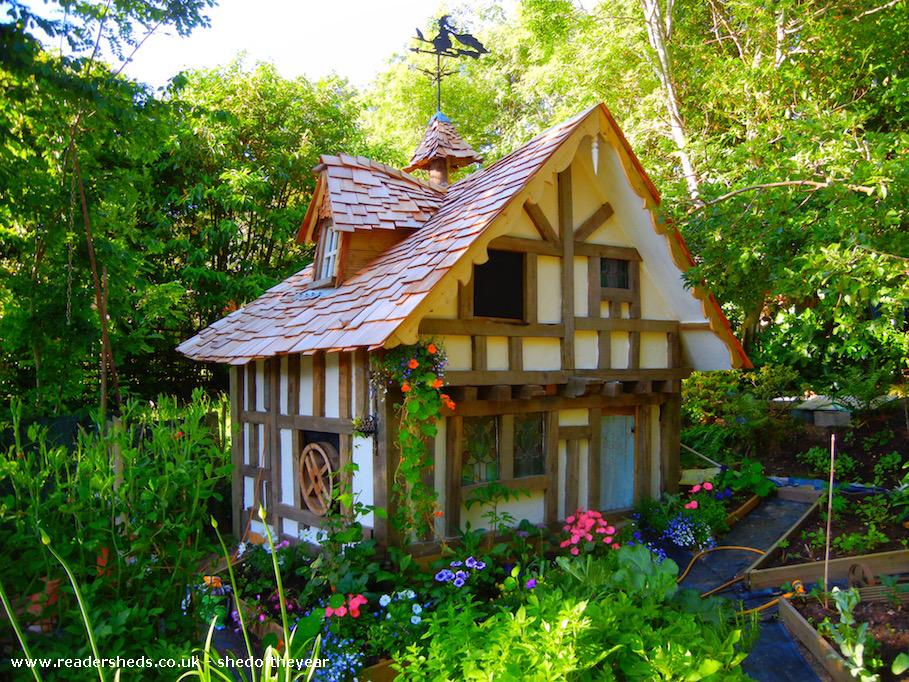 Old Garden Shed Budget from garden owned by Brian
