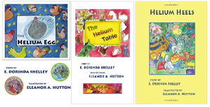 The Helium Book Series by E. Dorinda