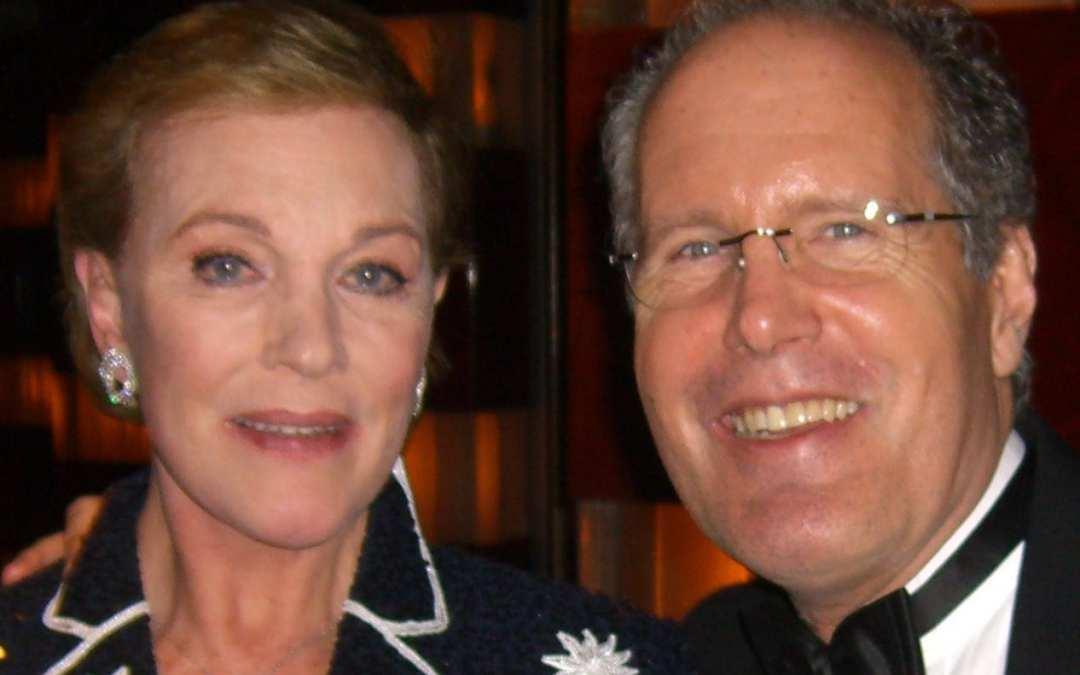 John Strangi with Julie image