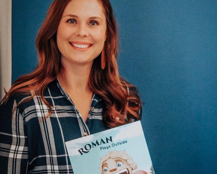 My Children's Book Author Journey by Meredith Pawlowski