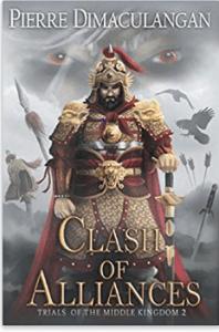 clash of alliances book cover