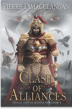 clash of alliances book cover