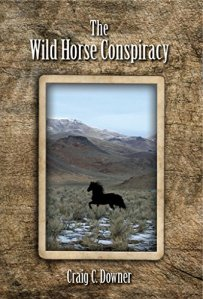 The Wild Horse Conspiracy book cover