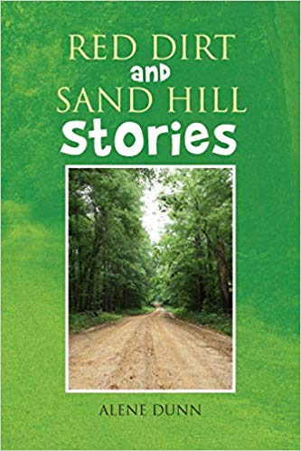 red dirt and sand hill stories book cover