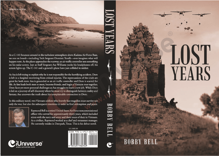 Lost years By Bobby Bell