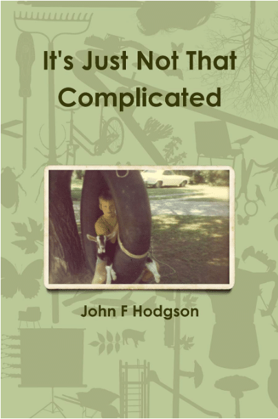 It's Just not that complicated book cover