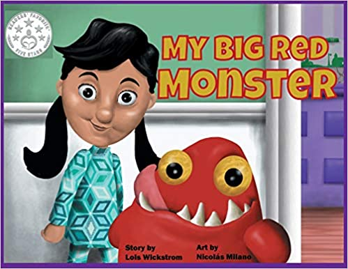 """My Big Red Monster"" by Lois Wickstrom"