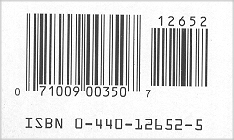 Invalid ISBN message when scanning a paperback barcode