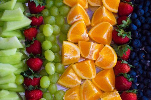 Sample Size Using Fruit