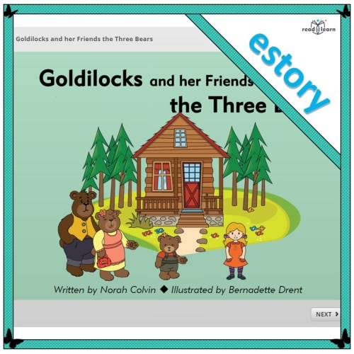 Goldilocks and her Friends the Three Bears
