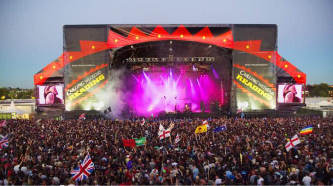 Image result for reading festival