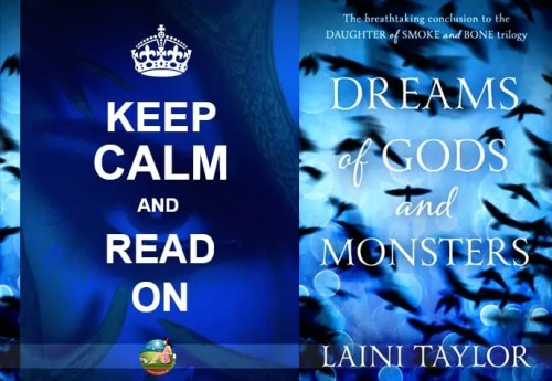 keep calm - dreams of gods and monsters