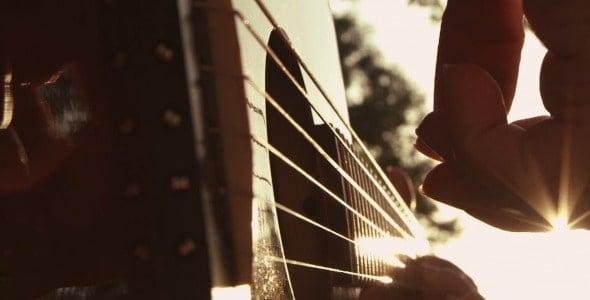 guitar-playing