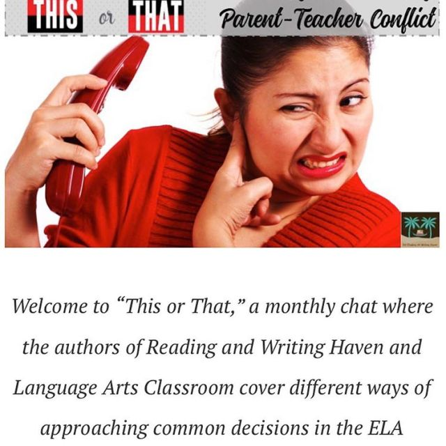 elaclassroom and I are partnering up for a monthly bloghellip