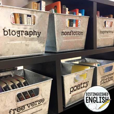 16 Classy Decor Ideas for Your Secondary Classroom  The