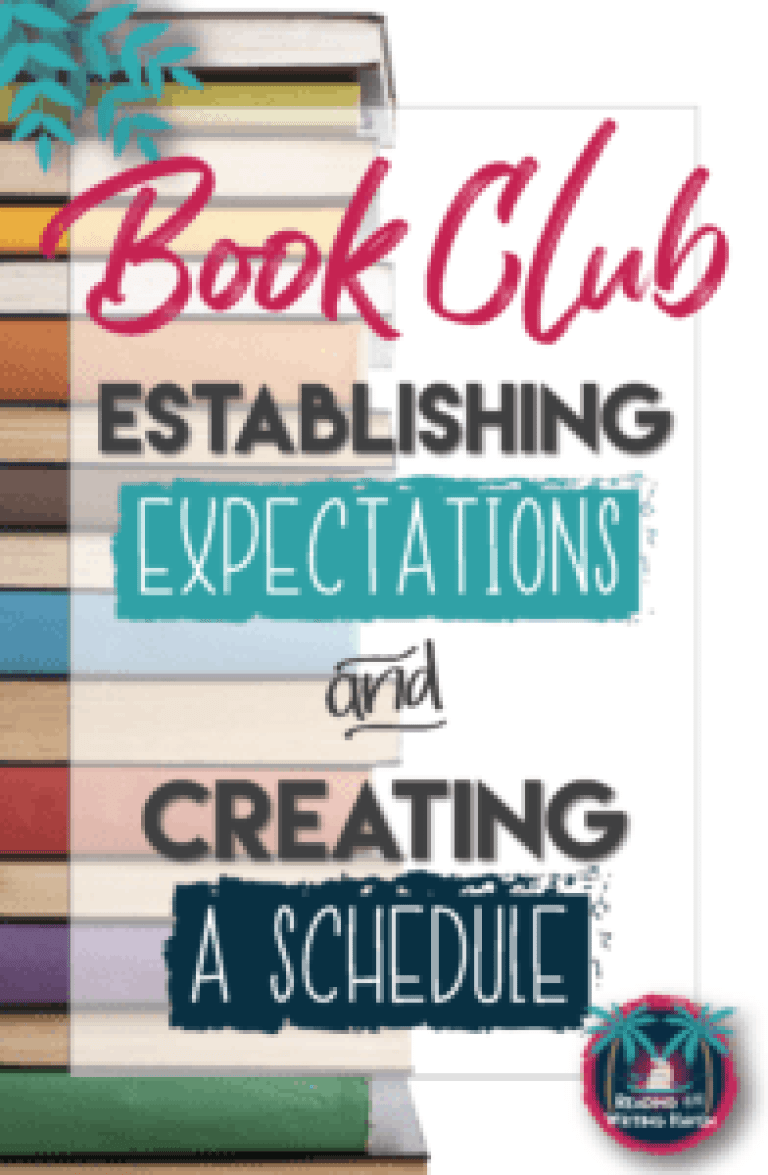 When running a book club in the classroom, it's important to establish clear expectations and create a realistic schedule. Read about how to approach a book club when you're teaching middle or high school English.
