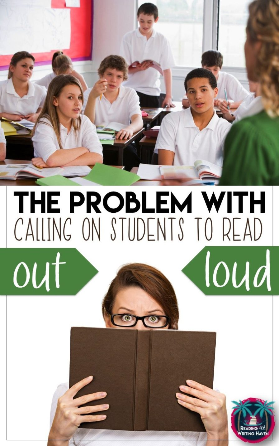 Calling on students to read out loud is fear-inducing for some students. In this post, read about alternatives to calling on students as well as when it's okay to call on them to read.