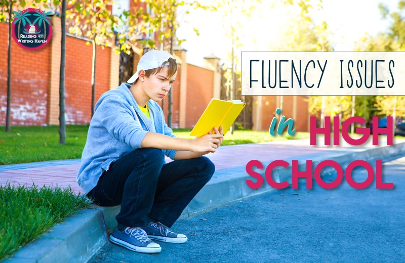 Fluency issues in high school can be difficult to address. These strategies are some of the most effective approaches for teens.