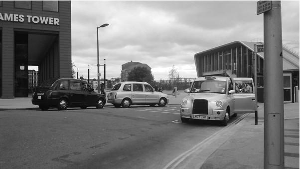 Horseshoe Taxi Rank