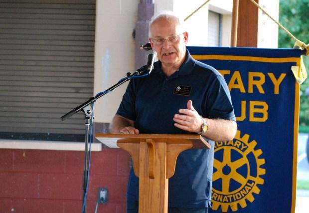 Rotary District 7430 District Governor Bob ...